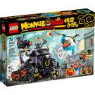 LEGO Iron Bull Tank Set 80007 Packaging