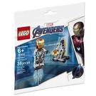 LEGO Iron Man and Dum-E Set 30452 Packaging