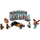 LEGO Iron Man Armory Set 76167