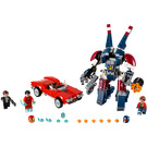 LEGO Iron Man: Detroit Steel Strikes Set 76077