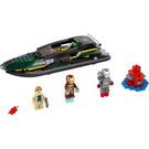 LEGO Iron Man: Extremis Sea Port Battle  Set 76006