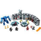 LEGO Iron Man Hall of Armour Set 76125