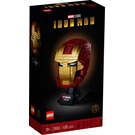 LEGO Iron Man Helmet Set 76165 Packaging