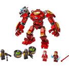 LEGO Iron Man Hulkbuster versus A.I.M. Agent Set 76164
