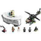 LEGO Iron Man: Malibu Mansion Attack Set 76007