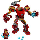 LEGO Iron Man Mech Set 76140