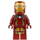 LEGO Iron Man Minifigure