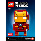 LEGO Iron Man Set 41590 Instructions