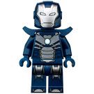 LEGO Iron Man Tazer Armor Minifigure
