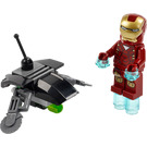 LEGO Iron Man vs. Fighting Drone Set 30167