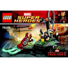 LEGO Iron Man vs. The Mandarin: Ultimate Showdown Set 76008 Instructions