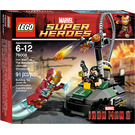 LEGO Iron Man vs. The Mandarin: Ultimate Showdown Set 76008 Packaging