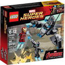 LEGO Iron Man vs. Ultron Set 76029 Packaging