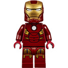 LEGO Iron Man with Circle on Chest without Ion Jet Minifigure