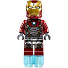LEGO Iron Man with Silver Armor Minifigure