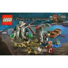 LEGO Isla de la Muerta Set 4181 Instructions
