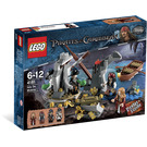 LEGO Isla De Muerta Set 4181 Packaging