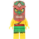 LEGO Island Warrior Minifigure