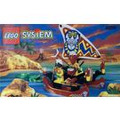 LEGO Islander Catamaran Set 6256 Instructions