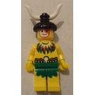 LEGO Islander with Animal Horn in Hair Minifigure