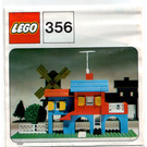 LEGO Italian Villa Set 356-1 Instructions