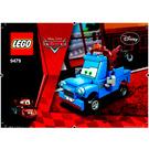 LEGO Ivan Mater Set 9479 Instructions