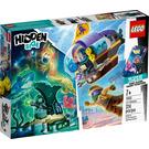 LEGO J.B.'s Submarine Set 70433 Packaging