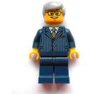LEGO J. Kawaguchi, Hayabusa Project Manager Minifigure