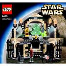 LEGO Jabba's Palace Set 4480 Instructions