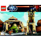 LEGO Jabba's Palace Set 9516 Instructions