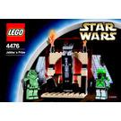 LEGO Jabba's Prize Set 4476 Instructions