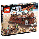 LEGO Jabba's Sail Barge Set 6210 Packaging