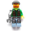 LEGO Jack McHammer Minifigure