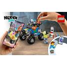 LEGO Jack's Beach Buggy Set 70428 Instructions