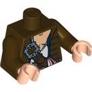 LEGO Jack Sparrow Torso (76382 / 88585)