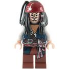 LEGO Jack Sparrow with Cannibal Art Minifigure