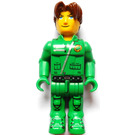 LEGO Jack Stone, Green Outfit Minifigure