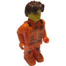 LEGO Jack Stone with Orange Outfit Minifigure