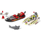 LEGO Jagged Jaws Reef Set 8897