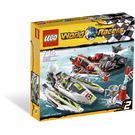 LEGO Jagged Jaws Reef Set 8897 Packaging
