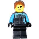 LEGO Jaguar Formula E Driver Minifigure