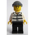 LEGO Jail Prisoner Minifigure