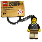 LEGO Jake Raines Key Chain (853166)