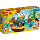 LEGO Jake's Pirate Ship Bucky Set 10514 Packaging