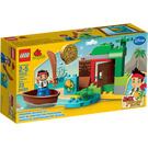 LEGO Jake's Treasure Hunt Set 10512 Packaging