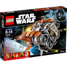 LEGO Jakku Quadjumper Set 75178 Packaging
