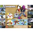 LEGO Jala Set 1391 Instructions