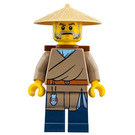 LEGO Jamanakai Village Person Minifigure