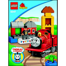 LEGO James Celebrates Sodor Day Set 5547 Instructions