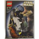 LEGO Jango Fett's Slave I Set 7153 Packaging